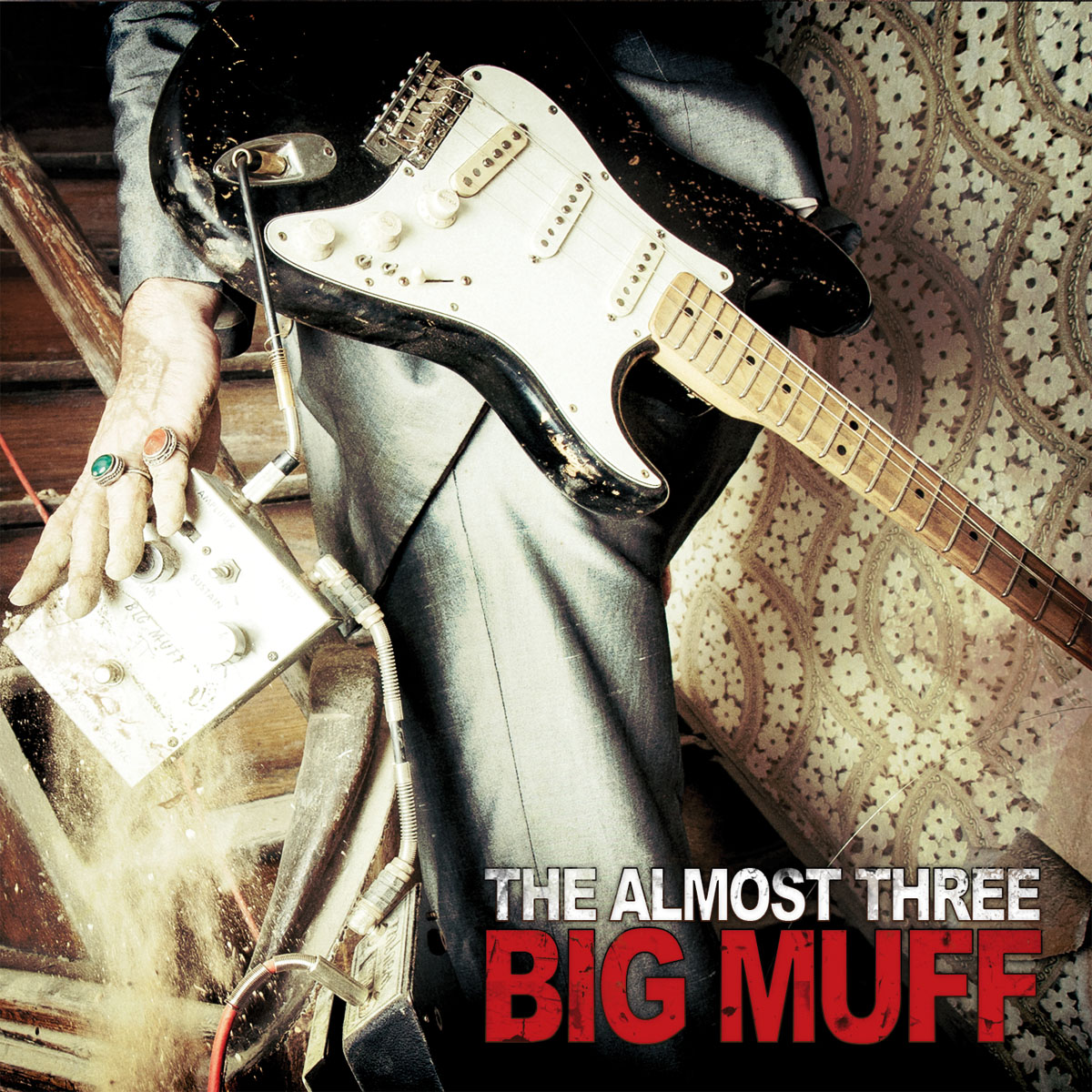 The Almost Three – BIG MUFF